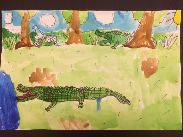 "Alex Allen ""Alligators"""