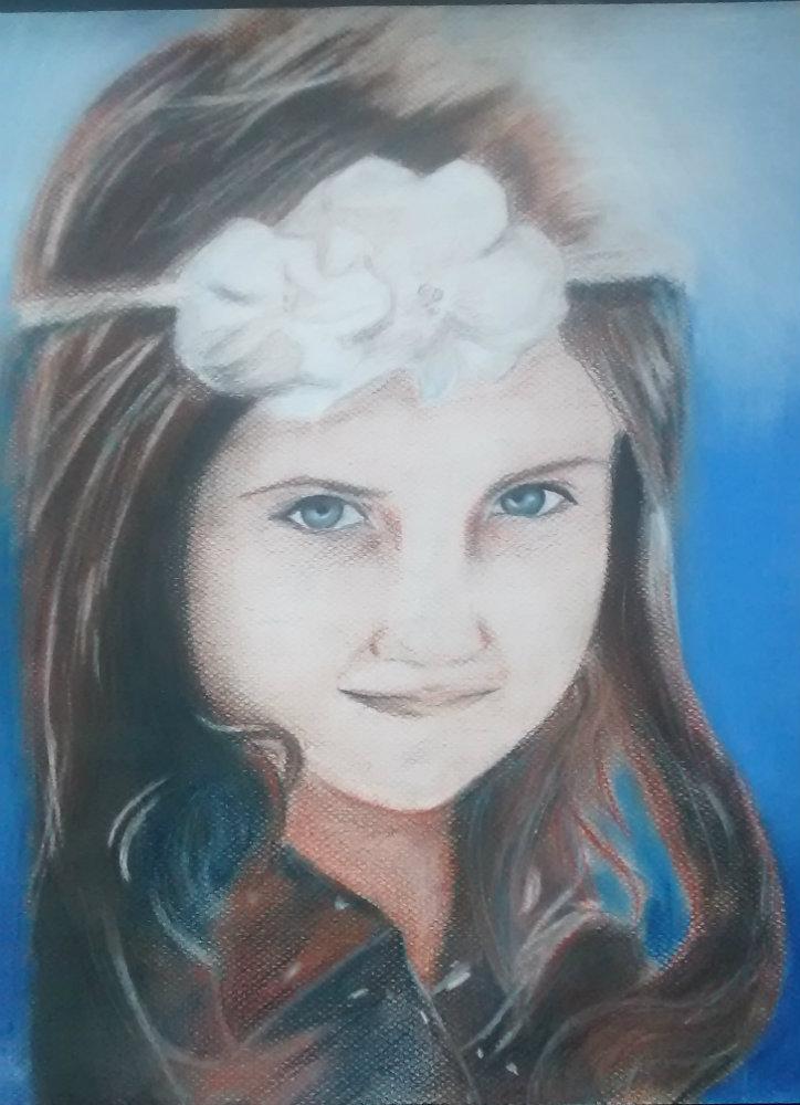 """Caitlin Bradley"""" Petite Fleur"""""""