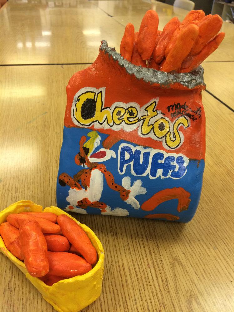 "Candy Herrera Meza ""Cheetos"""