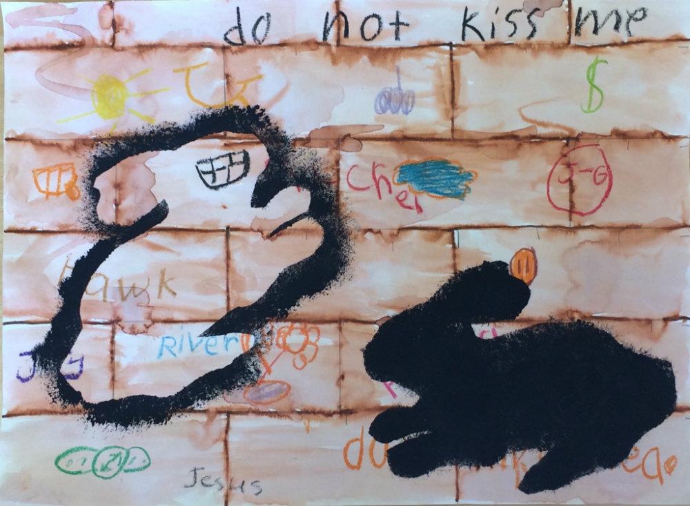 """Javon Goskowicz """"Bunnies Like Banksy"""""""