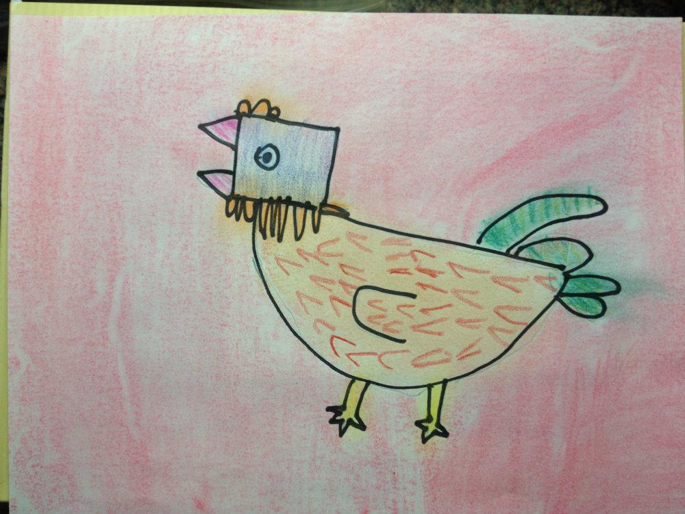"Nicholas Toth ""Spring Chicken"""