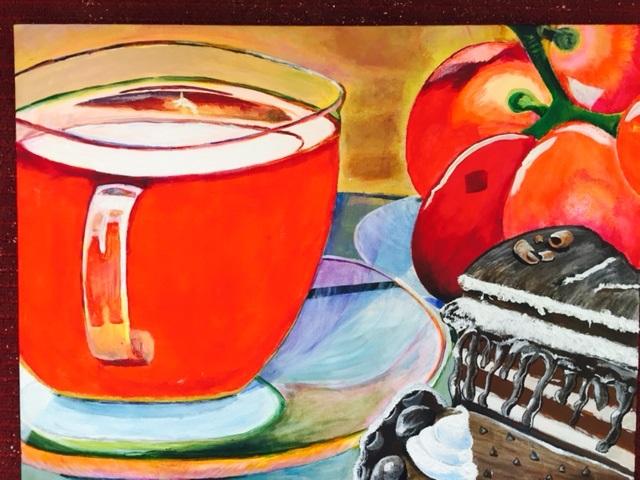 "Tarah Helms ""Tea Time"""