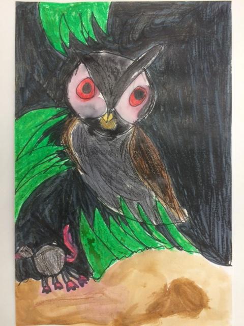 """Taryn Cross """"Owl"""""""