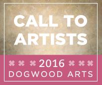 2015 Dogwood Arts Call To Artist